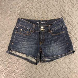 VS Hipster Shorts Size 0 💕
